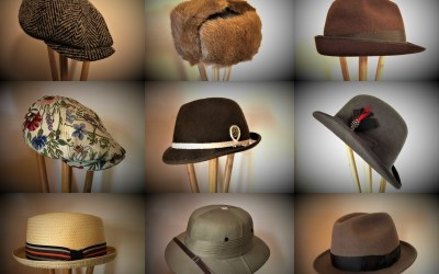 My Hat Collection: my guide to male headwear
