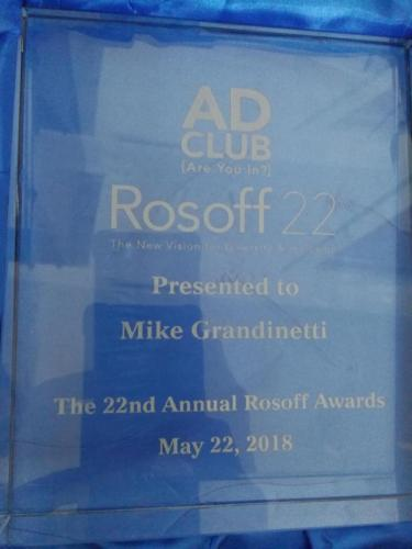Rosoff 22nd Awards