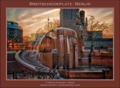Breitscheidplatz - Berlin