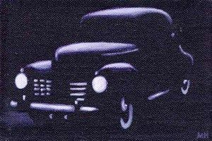 Dark Sedan