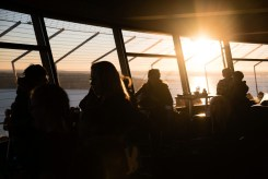From the obersvation deck of the Seattle Space Needle. Photo by Mike Higdon