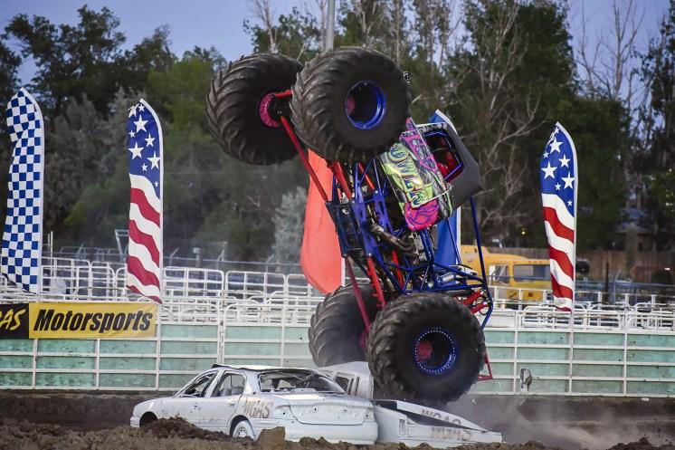 Octane Fest 2015 at Churchill Fairgrounds in Fallon, Nev.