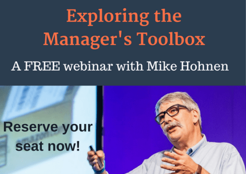Manager's Toolbox 2