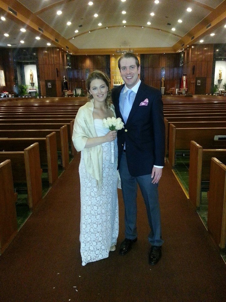 Mr. & Mrs. Paddy Houlihan