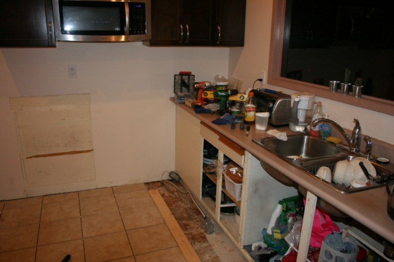 полуготовая кухня