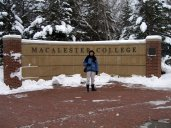 Macalester College - Hannah and Michael's alma mater