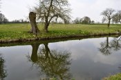 The north moat