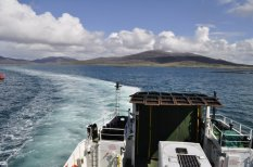 Crossing the Sound of Harris