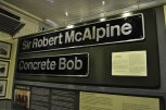 Robert MacAlpine built the viaduct.