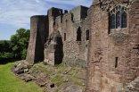 Goodrich Castle, Herefordshire