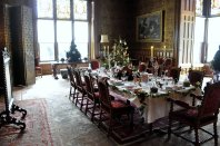 All set for Christmas lunch, in 1842.