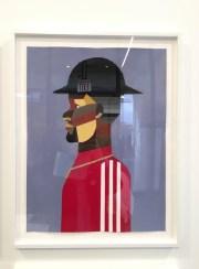 Derrick Adams at Tilton Gallery at Independent