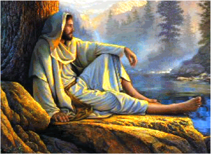 Jesus' Silence and Solitude