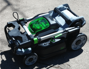 Ego Electric Lawn Mower - Moxiemen, inc.