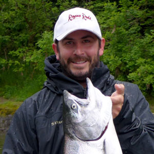picture of fishing guide Mike Kelly