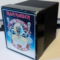 Part 19:  The Rules (IRON MAIDEN - The First Ten Years box set gallery!)