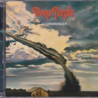 REVIEW:  Deep Purple - Stormbringer (35th Anniversary Edition)