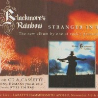 REVIEW:  Ritchie Blackmore's Rainbow - Stranger In Us All (expanded edition)