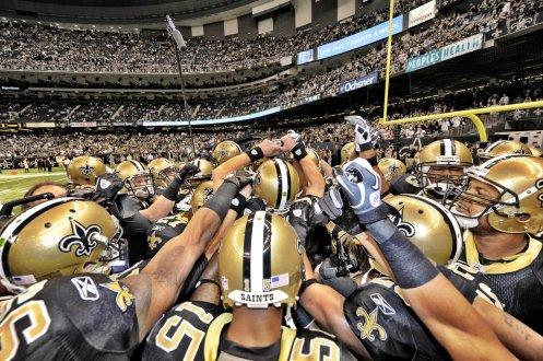 NFL, New Orleans Saints