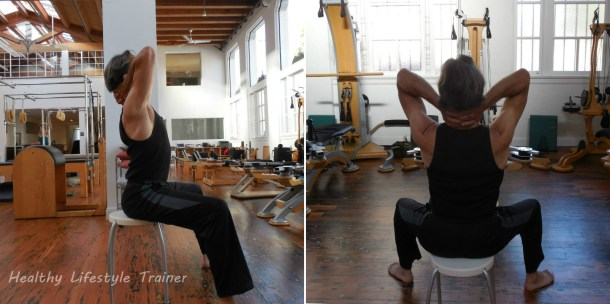Strengthen spinal extension with the GYROTONIC® Balanced Arch