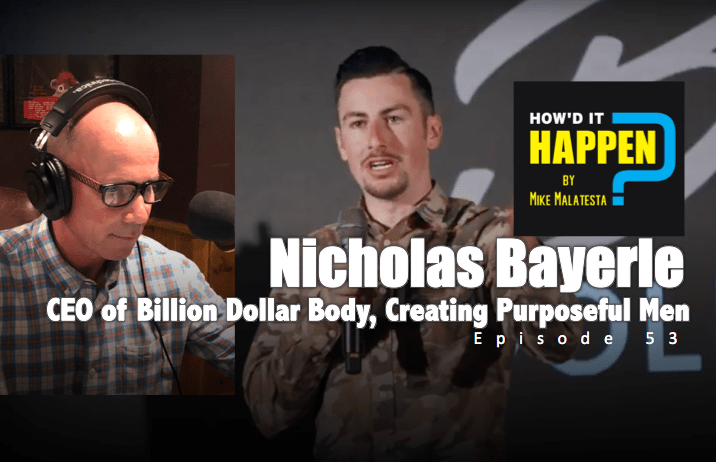 Nicholas Bayerle Billion Dollar Body
