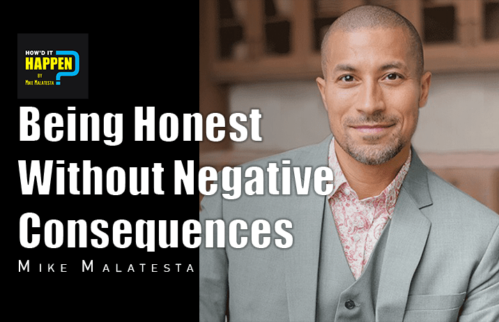 Tah Witty Blog Being Honest Without Negative Consequences Face How'd It Happen Podcast