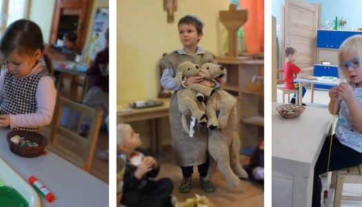 Czy żałujemy posłania dzieci do szkoły Montessori?