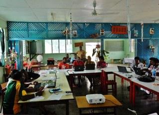 training class photo