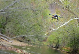 riverine_in_flight