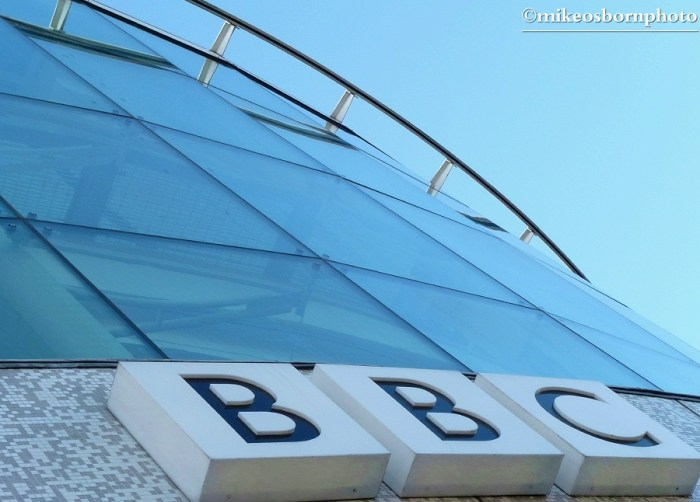 The BBC formally exited the Television Centre buildings on 31 March