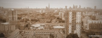 View from Balfron Tower