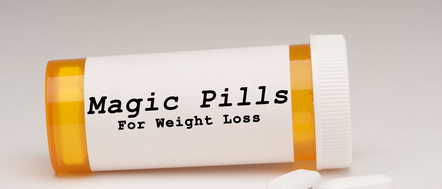 Magic Weight Loss Pills