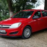 OPEL ASTRA AUTO-MANUAL (5 SEATS)