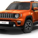 JEEP RENEGADE (5 SEATS)