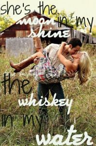 Whiskey in my water Tyler Farr