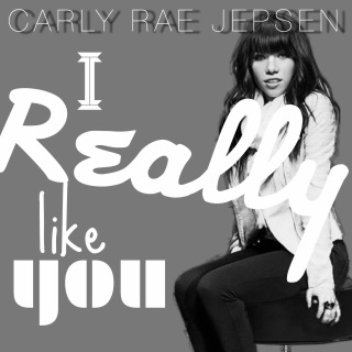 Carly Rae Jepsen Really Like You