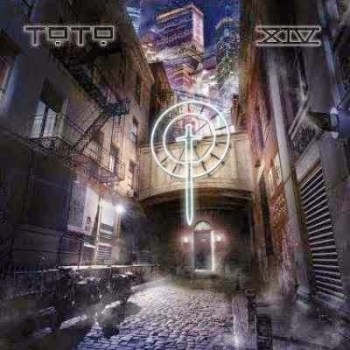 Toto XIV CD cover