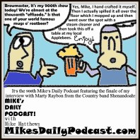MIKEs DAILY PODCAST 7-20-15 The 900th Show