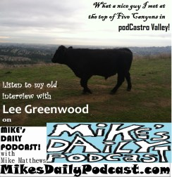 MIKEs DAILY PODCAST 984 Bull Five Canyons Castro Valley