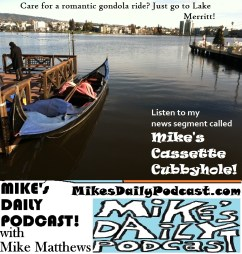 MIKEs-DAILY-PODCAST-994-Lake Merritt-Gondola