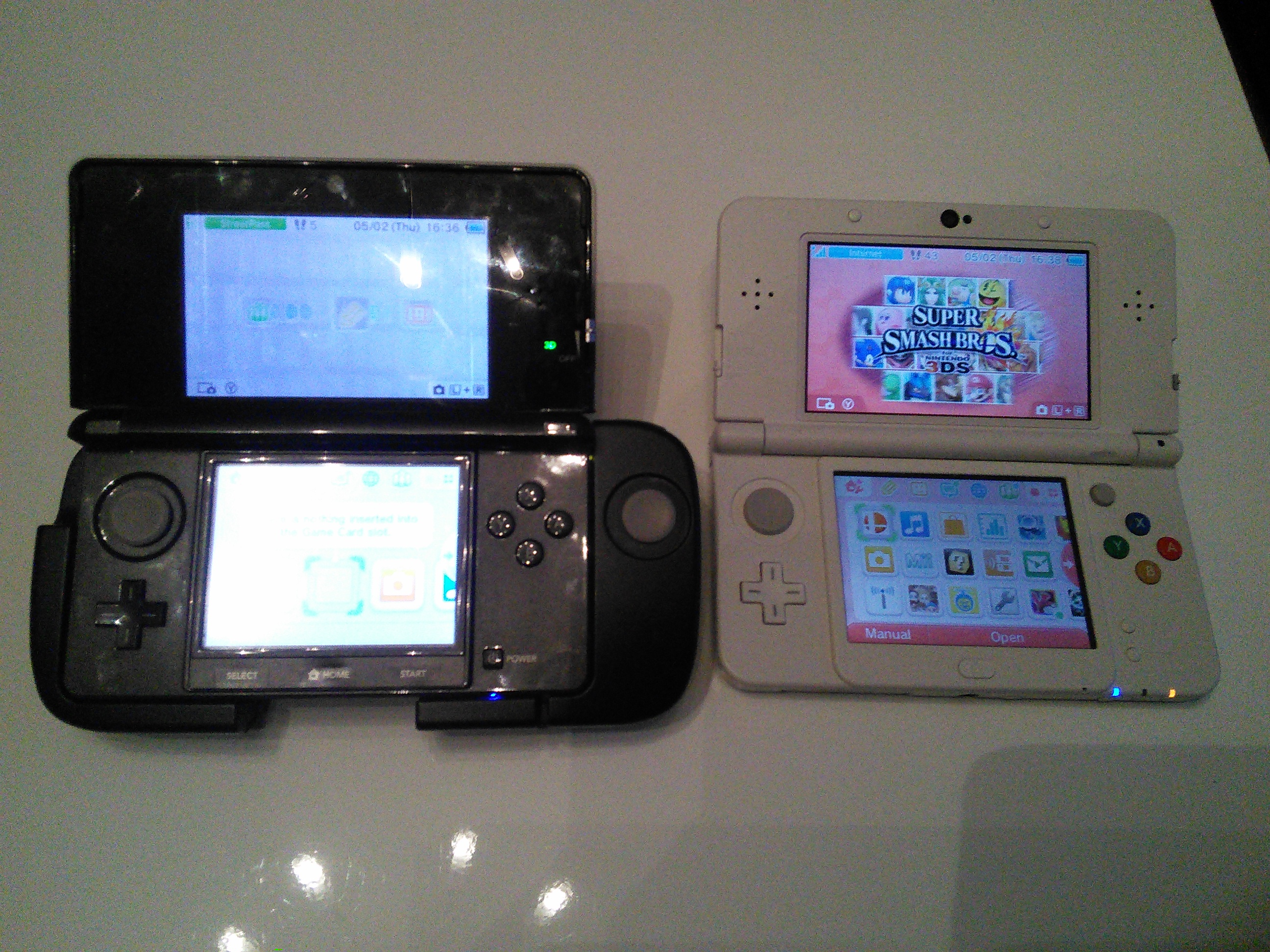 nintendo 5ds xl images galleries with. Black Bedroom Furniture Sets. Home Design Ideas
