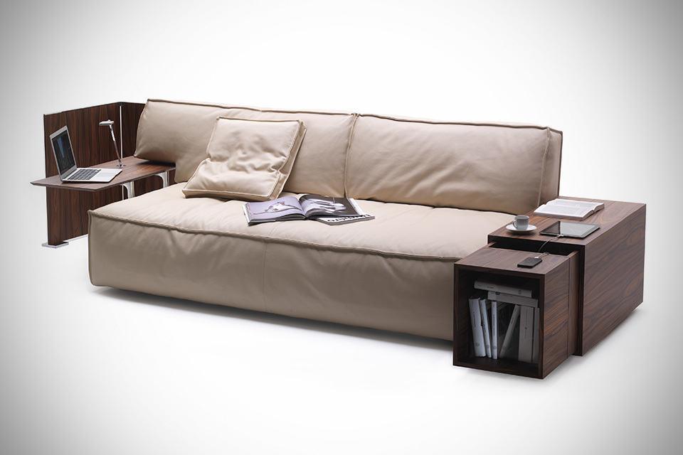 Cassina MyWorld Sofa by Philippe Starck