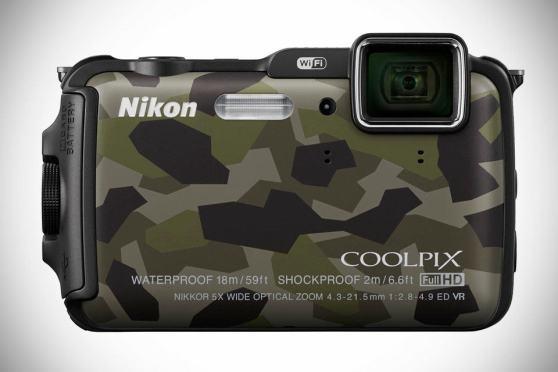 Nikon COOLPIX AW120 Rugged Camera