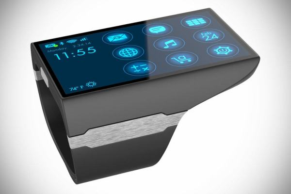 Rufus Cuff - Full-blown Android Smartwatch - MIKESHOUTS