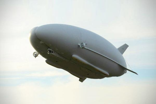 The World's Longest Aircraft: HAV Airlander - MIKESHOUTS