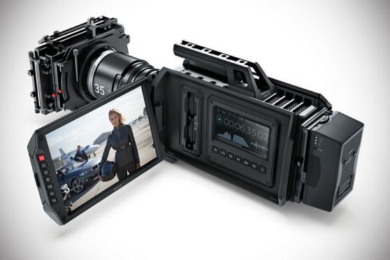 Blackmagic URSA 4K Digital Film Camera