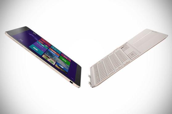 ASUS at Computex 2014 - ASUS Transformer Book T300 Chi - Gold
