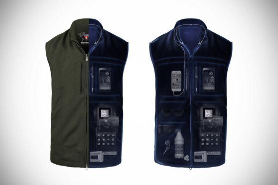 SCOTTeVEST RFID Travel Vest