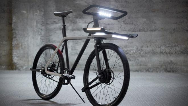Teague x Sizemore Denny Bike