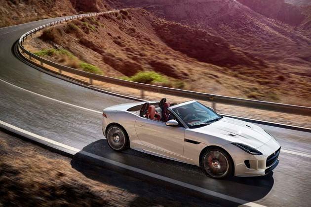Jaguar F-TYPE AWD Convertible